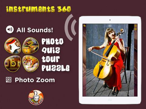 Instruments 360 iPad Screenshot 1