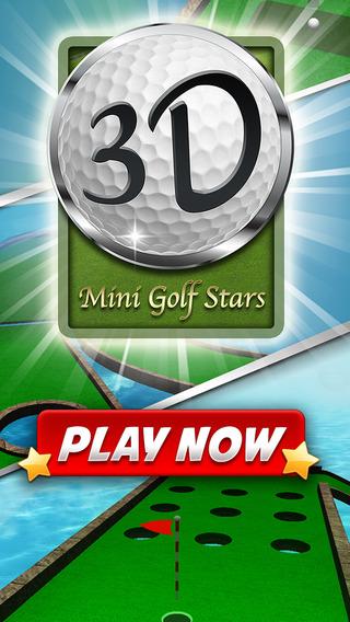Mini Golf Stars: Tournament Golf Game