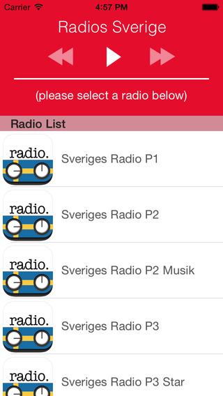 Radio Sverige - Svenska Radio Online FREE SE
