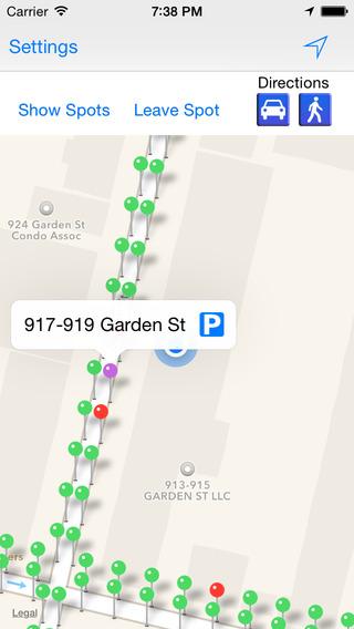 玩免費交通運輸APP|下載Parking Dude - Hoboken app不用錢|硬是要APP