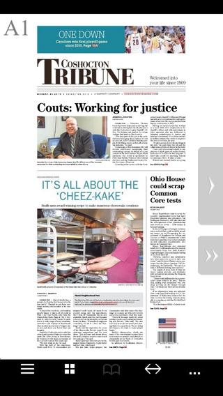 Coshocton Tribune Print Edition