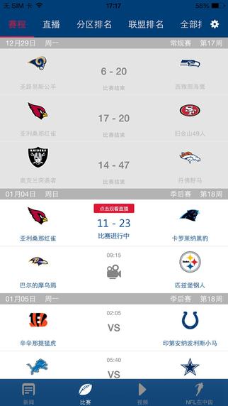 NFL中国