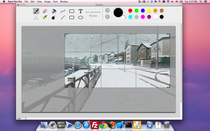 Paint Pen Free Screenshot - 2