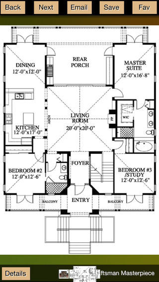 Vacation - House Plans