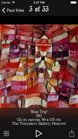 Paul Klee lifework