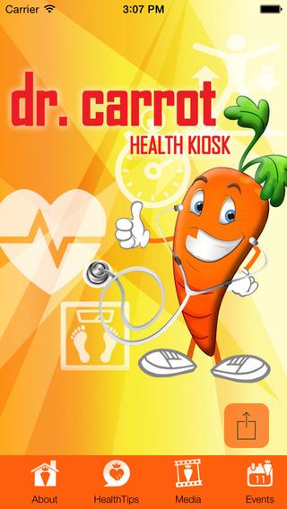 Dr. Carrot Health Kiosk