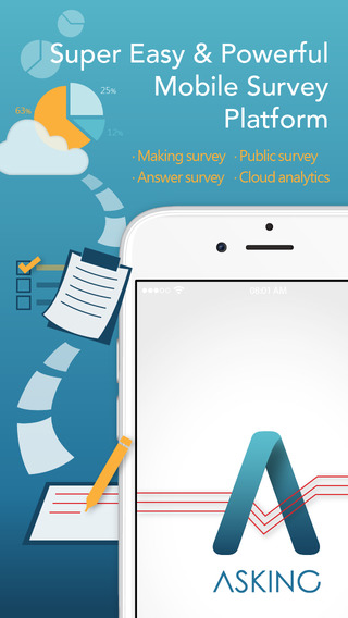 Asking - Generating Questionnaire Social Network Polling Real Time Response Cloud Analysis