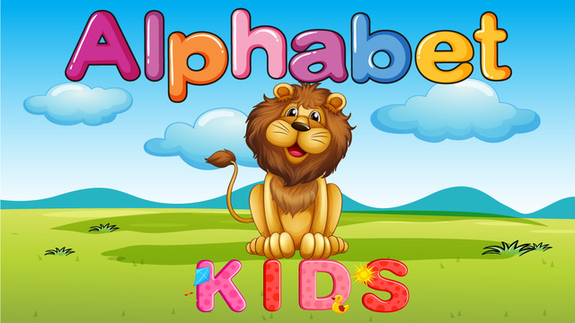 ABC for kids - educational game. Baby learn english alphabet with fun