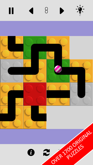 Unroll My Blocks - Unblock Super Block Slide Puzzle Game Legos Edition