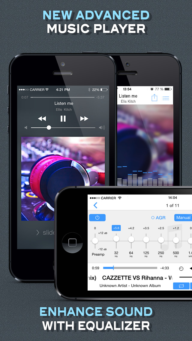 MB3: Music MP3 Player & Radio on the App Store