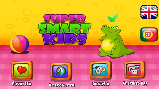 Portuguese - English Animals And Tools for Babies Free