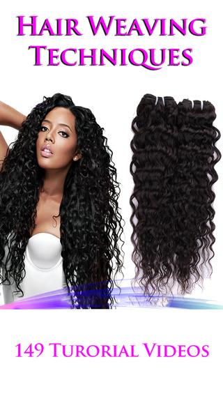Hair Weaving Techniques