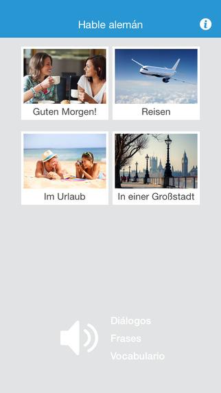 Curso de alemán básico: palabras y frases en alemán con pronunciación y ejercicios