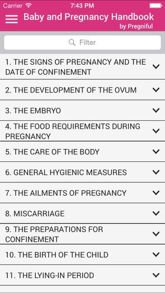 Baby Pregnancy Handbook