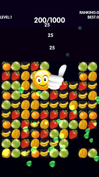 Pop Fruits 2 - Puzzle Game Surpass POPSTAR