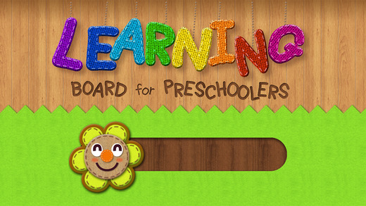 Learning Board for Preschoolers