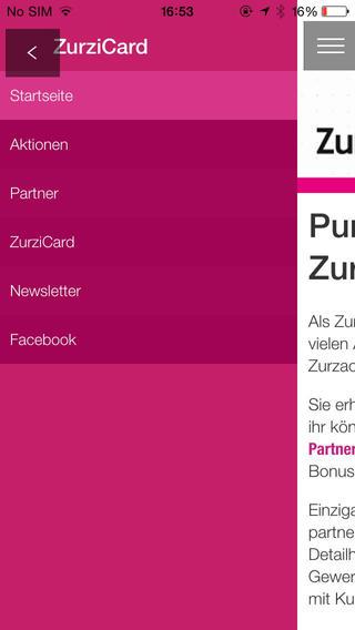 ZurziCard