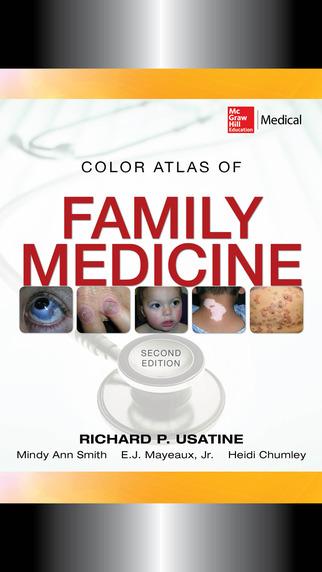 Color Atlas of Family Medicine 2 E