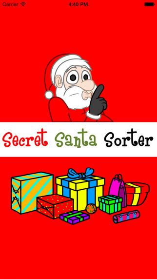 Secret Santa Sorter