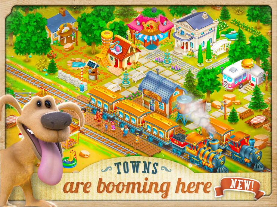 Hay Day - iPhone Mobile Analytics and App Store Data