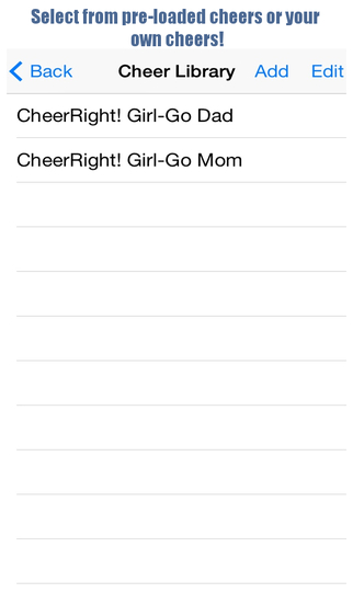 Cheer Right