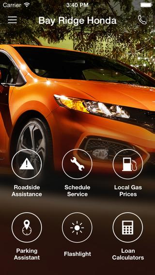 Bay Ridge Honda DealerApp