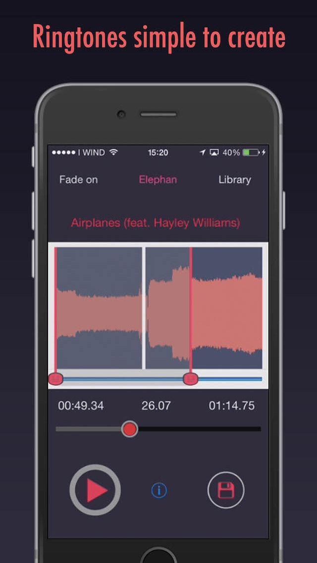Ringtone ++ ! Скриншоты4