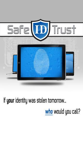 Safe ID Trust Back Office Mobile Application