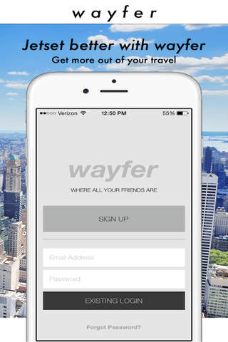 wayfer screenshot 1