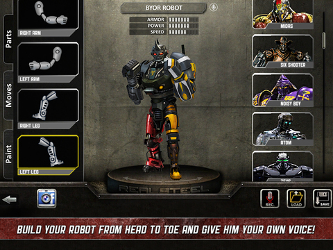 Screenshot #5 for Real Steel