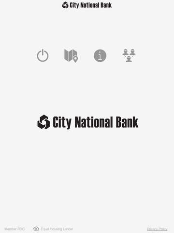 City National Bank ePartner for iPad