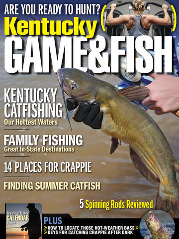 Kentucky Game Fish