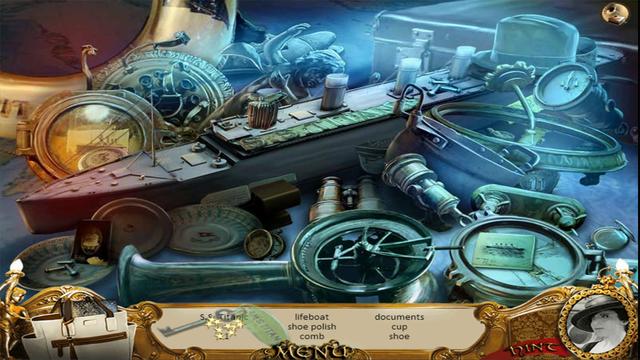 Titanic Hidden Object Game