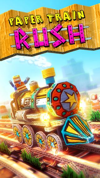 Paper Train: Rush