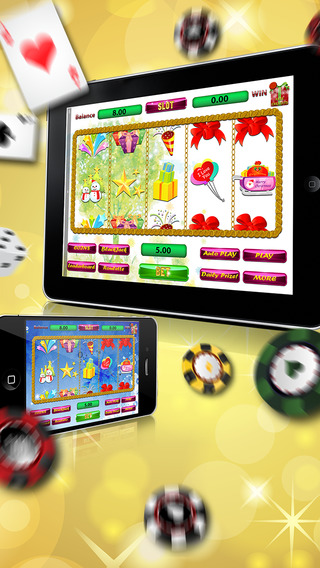 Slots Lucky Spin Free