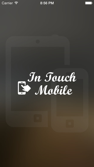 In Touch Mobile App