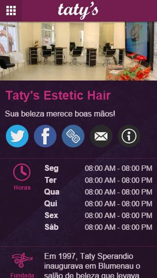 Taty's Estetic Hair