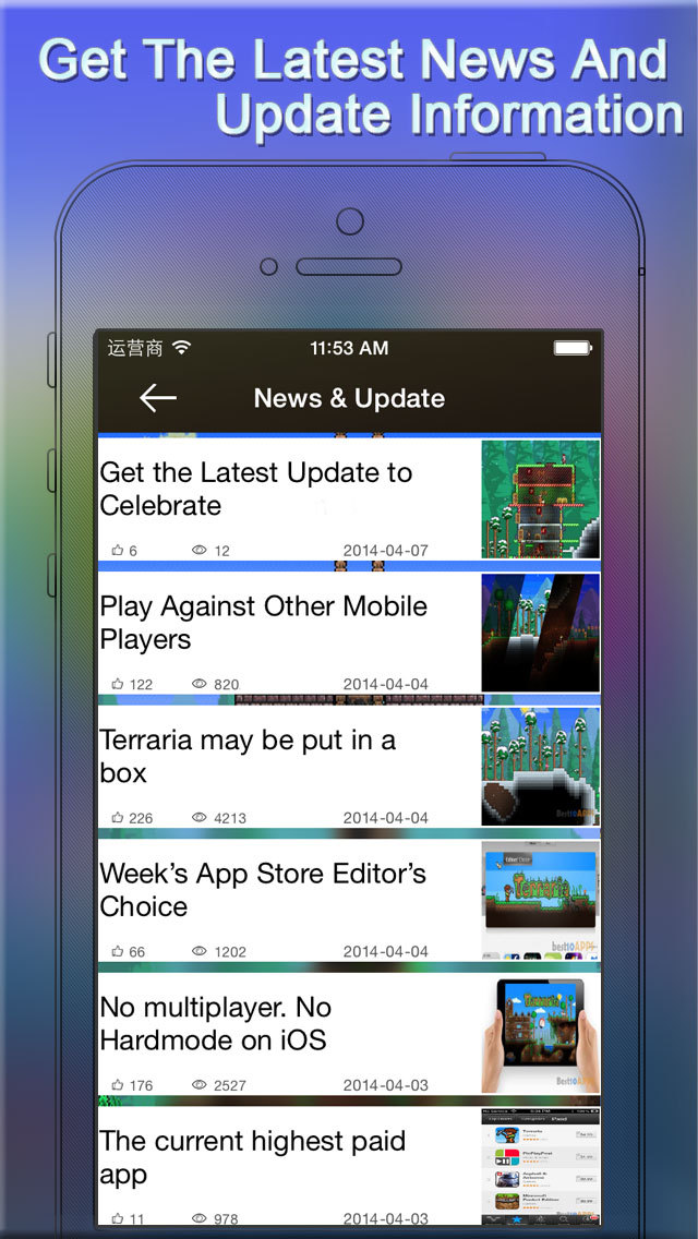 Guide for terraria ios mods maps crafting recipes for Crafting and building app store