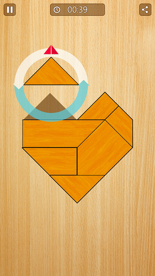 Tangram Geometric HD