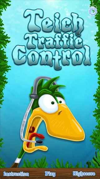 Teich Traffic Control - Worlds Best Bubble Shooter