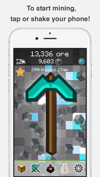 Clickcraft: Quest for Minerals - Minecraft Edition