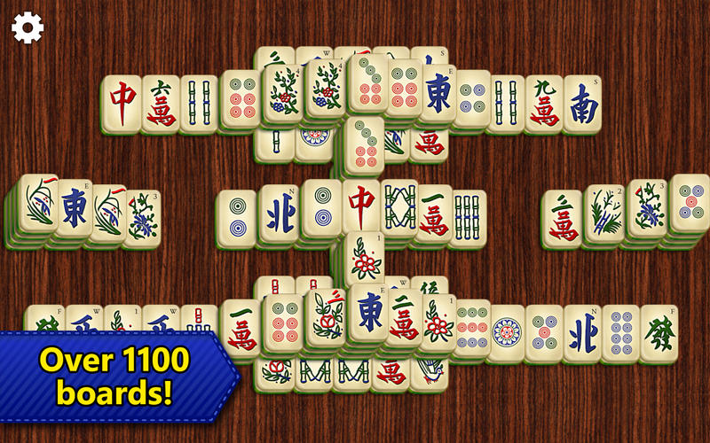 Mahjong Solitaire Epic Screenshot
