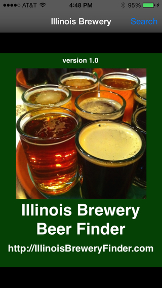 Illinois Brewery Beer Finder