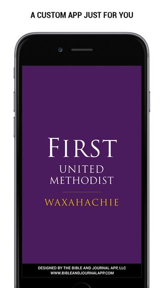 First United Methodist Church Waxahachie