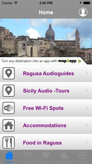 Audio Guide Ragusa