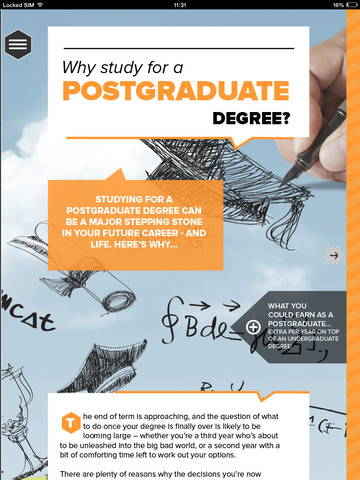 postgraduate coursework degree There are many benefits to studying a postgraduate coursework degree find out about the courses we offer & how postgraduate study can enhance your career.