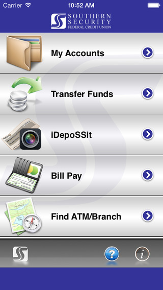 SSFCU Mobile Banking