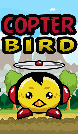 Copter Bird – Onetouch Flying Birds Game