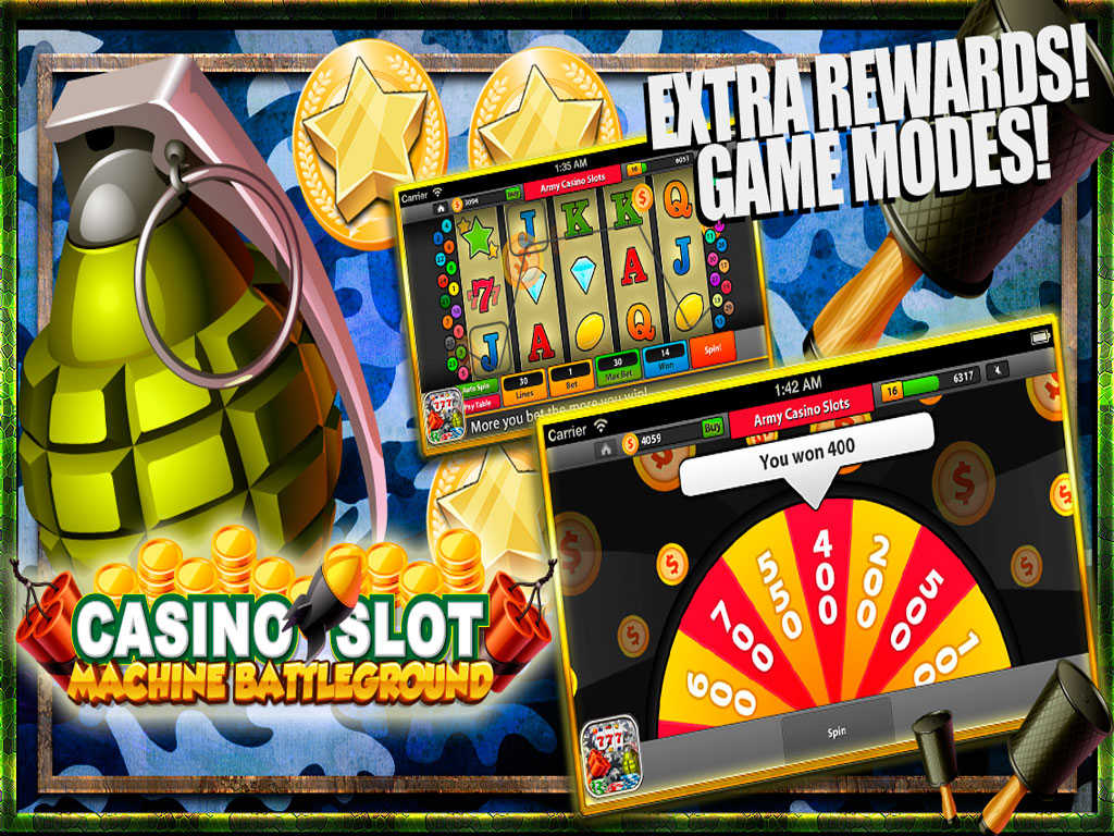 Battleground Spins Slot - Free to Play Demo Version