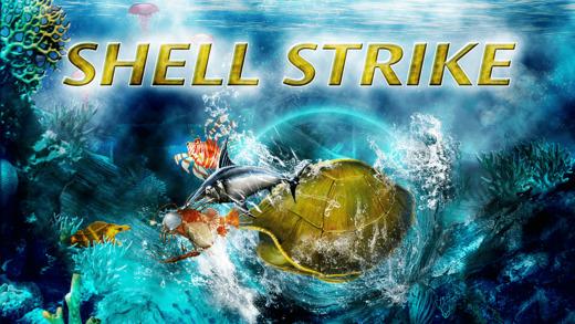ShellSTRIKE: medieval might marine reptile defender of the deep ocean